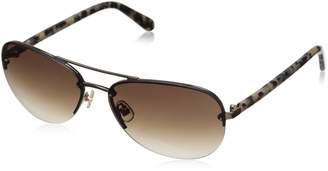 Kate Spade Womens BERYL Aviator Sunglasses