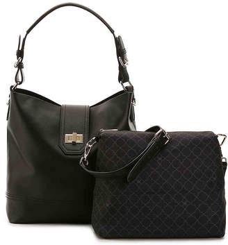 Kelly & Katie Buckle Hobo Bag - Women's