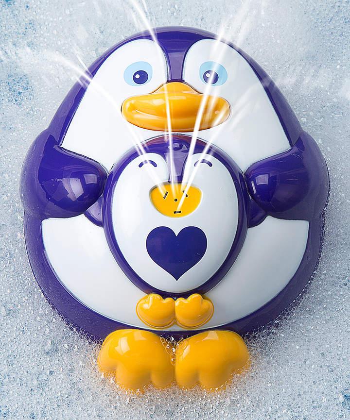 Floaty Fountain Penguins Bath Toy