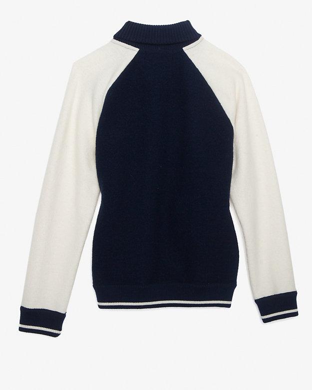 Rag and Bone Rag & bone Colorblock Varsity Jacket