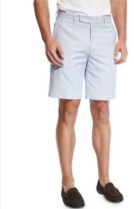 Peter Millar Bedford Striped Corduroy Shorts $98 thestylecure.com