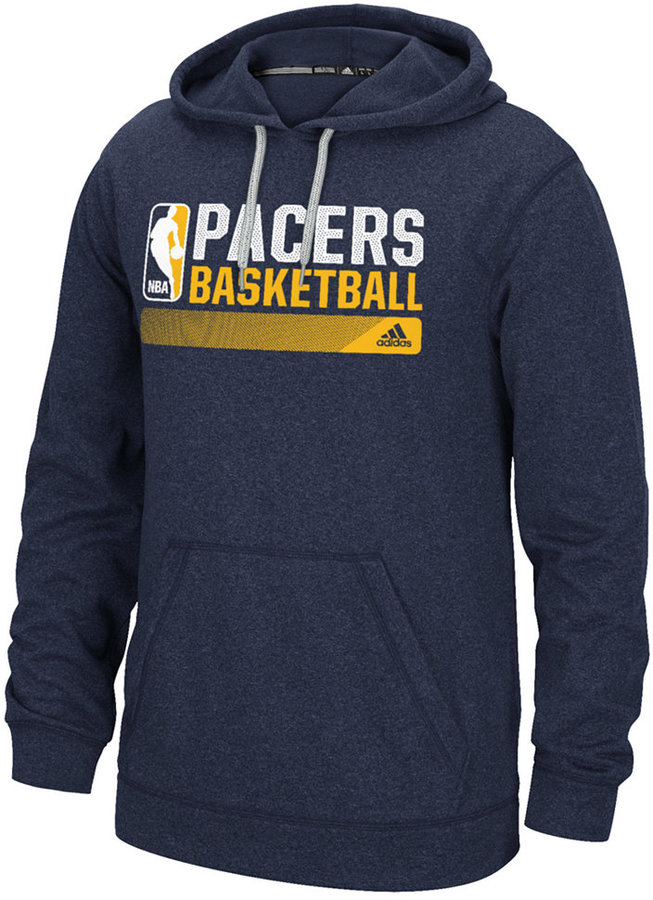 adidas Men's Indiana Pacers Icon Status Hoodie