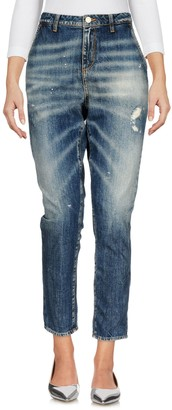Manila Grace Denim pants - Item 42649466BW