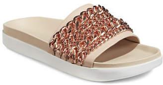 KENDALL + KYLIE Shiloh Curb Chain Sandals