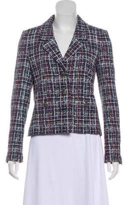 Chanel 2017 Tweed Blazer