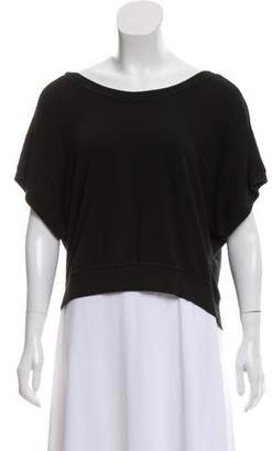Aiko Short Sleeve Casual Top w/ Tags