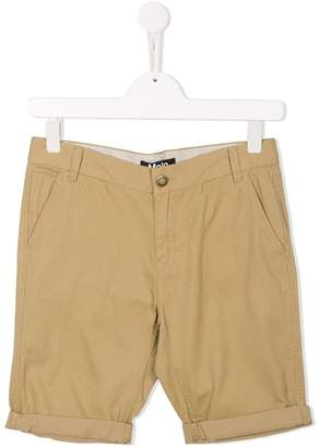 Molo TEEN chino shorts