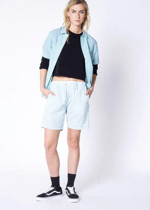 Obey Cypress Short | Wildfang - Cypress Short - BLUE - SMALL