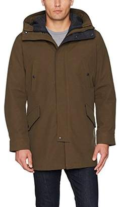 Cole Haan Men's 3-in-1 Water Repellent Utility Jacket