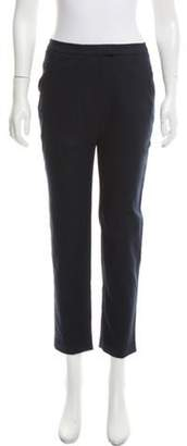 Cacharel Mid-Rise Trouser Pants w/ Tags Navy Mid-Rise Trouser Pants w/ Tags
