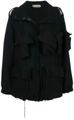 Giacobino oversized jacket