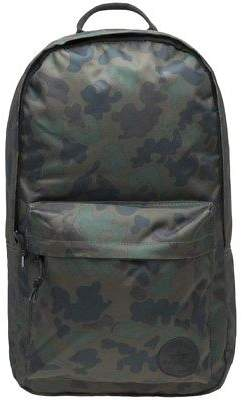 Converse New Mens Green Poly Go Polyester Backpack Backpacks