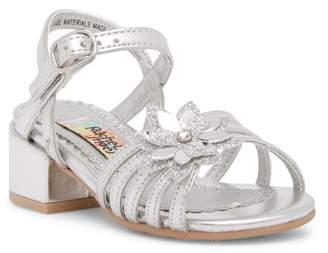 25e544f9283 Free Shipping  100+ at Nordstrom Rack · Valencia Imports Lil Melina Block  Heel Sandal (Toddler   Little Kid)