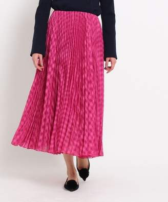 Dressterior (ドレステリア) - DRESSTERIOR ギンガムプリーツスカート