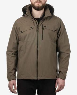 Hawke & Co Men's Hooded Field Jacket