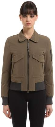 Nylon Ripstop Down Jacket