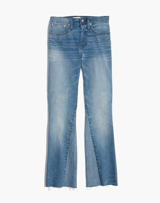 Madewell Cali Demi-Boot Jeans: Inset Edition