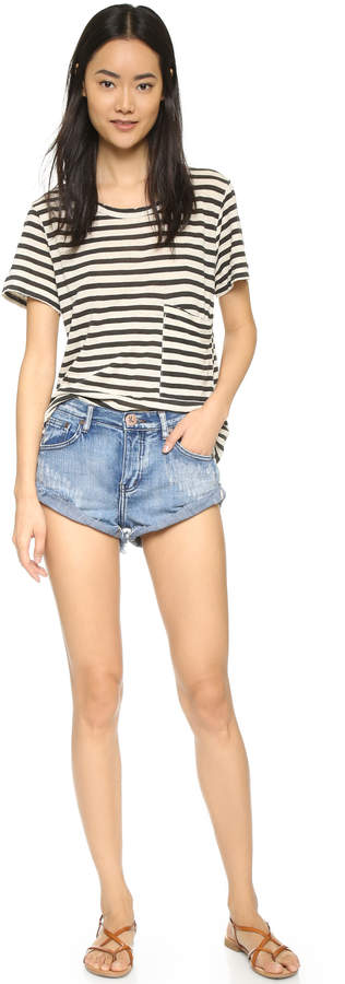 One Teaspoon Bandit Shorts 2