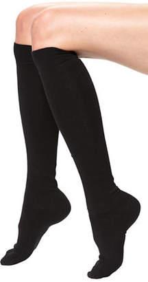 Hue Flat Knit Knee Sock