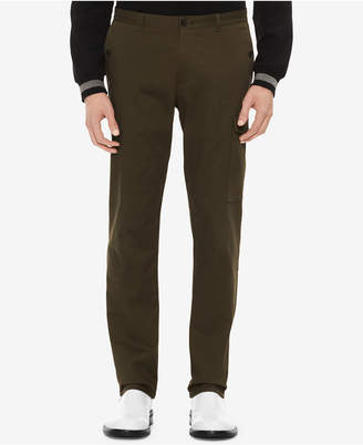 Calvin Klein Men Slim-Fit Weekend Stretch Cargo Pants