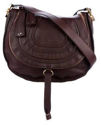 Chloé Medium Marcie Saddle Crossbody Bag