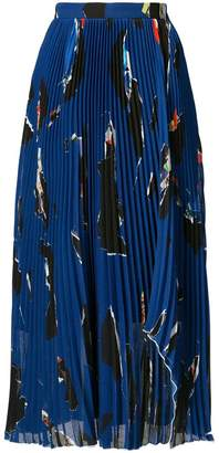 Proenza Schouler pleated midi skirt