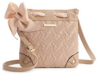 Juicy Couture Sweet Dreams Bow Crossbody Bag
