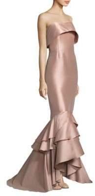 Sachin + Babi Hattie Strapless Gown
