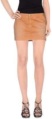 Monocrom Denim skirt
