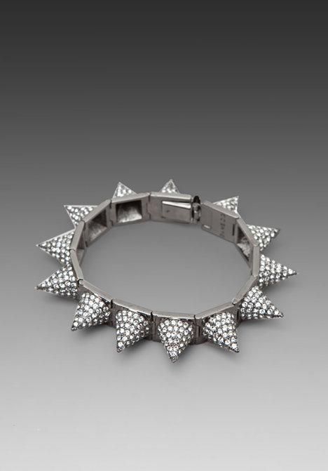 CC Skye Punk Princess Spike Bracelet