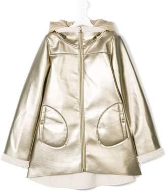 Herno Kids hooded coat