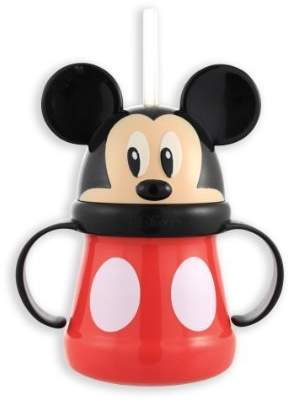 Sassy Disney Mickey 10 Ounce Character Cup by