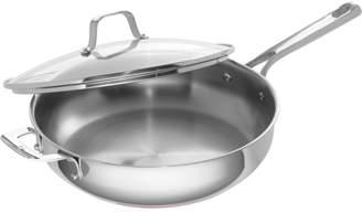 Emeril Stainless Steel Cookware Deep Saute Pan 5-Quart