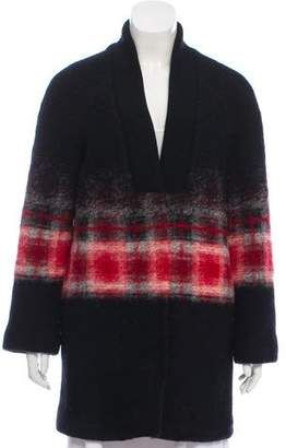 Thakoon Knee-Length Wool Coat