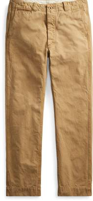 Ralph Lauren Cotton Canvas Pant