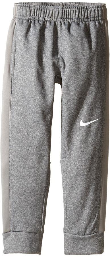 Nike Kids Therma KO Fleece Tapered Pants (Little Kids)