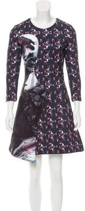 Angelys Balek Abby Printed Dress w/ Tags