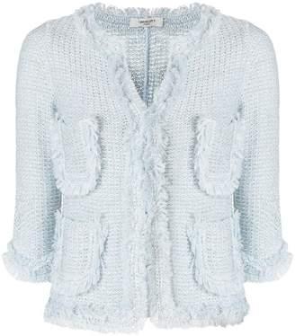 Charlott short knit jacket