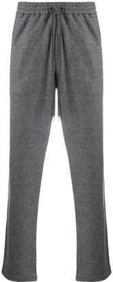 Barena herringbone pattern trousers