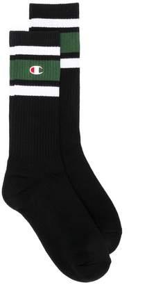 Champion contrast logo socks