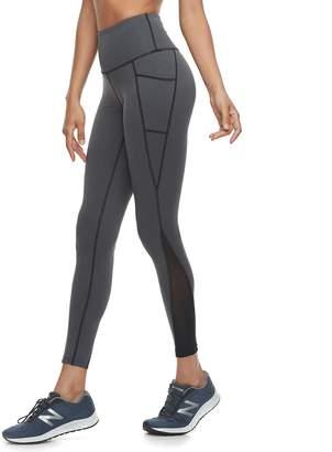 Tek Gear Women's Performance Side Pocket Midrise Leggings
