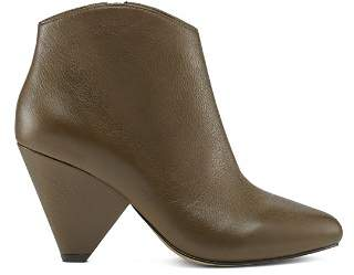 Botkier Women's Isabel Pointed Toe Cone Heel Booties