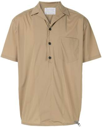 Kolor short sleeve shirt