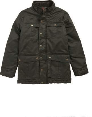 Joules Barnham Faux Wax Jacket
