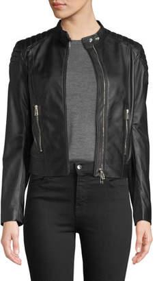 Belstaff Mollison Soft Napa Leather Jacket