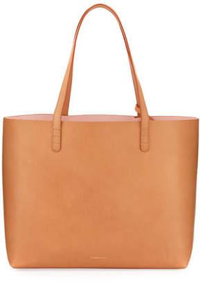 Mansur Gavriel Large Vegetable-Tanned Leather Tote Bag