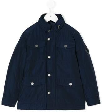 Hackett Kids button-down jacket
