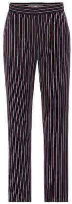 See by Chloe Striped cropped pants