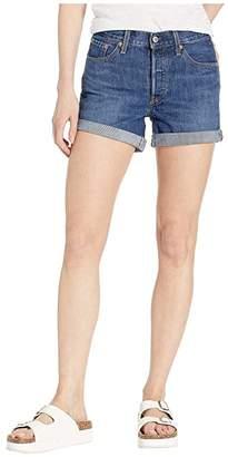 Levi's Premium 501(r) Long Shorts