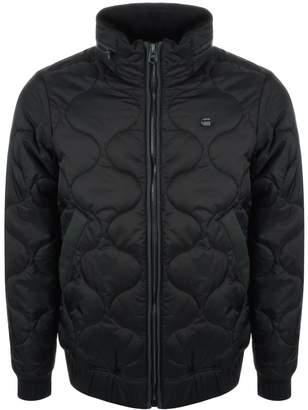 G Star Raw Hooded Meefic Jacket Black